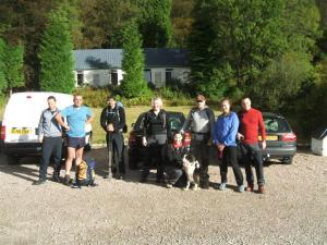 OMers meet at Mamore Lodge