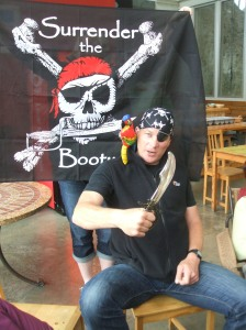 Iain the Pirate!